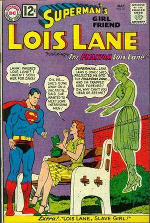 Superman's Girlfriend, Lois Lane Vol 1 33