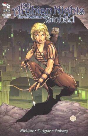 1001 Arabian Nights The Adventures of Sinbad Vol 1 9