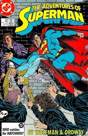 Adventures of Superman Vol 1 433