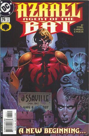 Azrael Agent of the Bat Vol 1 76