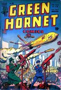 Green Hornet Comics Vol 1 24