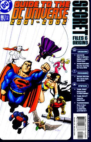 Guide to the DC Universe Secret Files and Origins Vol 1 2001-2002