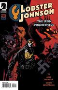 Lobster Johnson The Iron Prometheus Vol 1 5