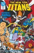 New Teen Titans Vol 2 34