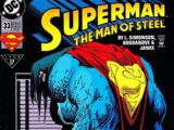 Superman: Man of Steel Vol 1 33
