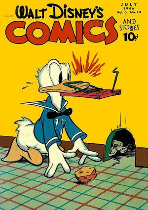 Walt Disney's Comics and Stories Vol 1 70