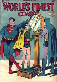 World's Finest Comics Vol 1 20
