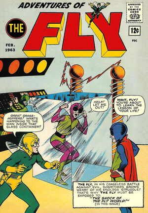 Adventures of the Fly Vol 1 24