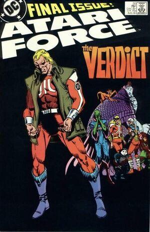 Atari Force Vol 2 20