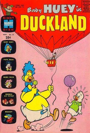 Baby Huey in Duckland Vol 1 15