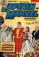 Captain Marvel Adventures Vol 1 150