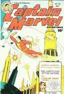 Captain Marvel Adventures Vol 1 96