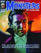 Famous Monsters of Filmland Vol 1 251-D