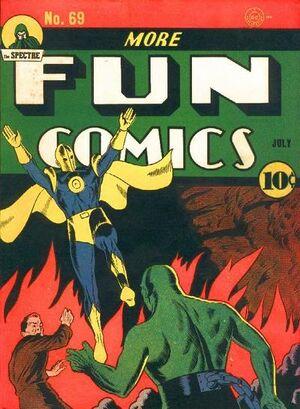More Fun Comics Vol 1 69