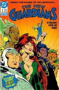 New Guardians Vol 1 1