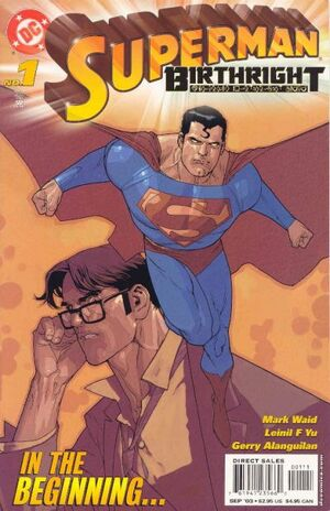 Superman Birthright Vol 1 1