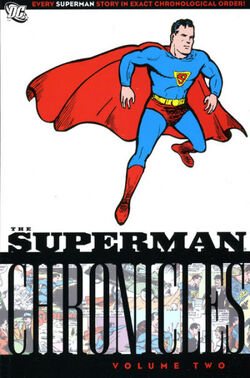 Cover for the Superman Chronicles Vol 1 2 Trade Paperback
