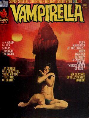 Vampirella Vol 1 40