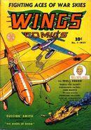 Wings Comics Vol 1 9