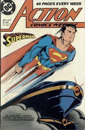 Action Comics Vol 1 617