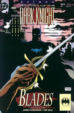 Batman Legends of the Dark Knight Vol 1 32