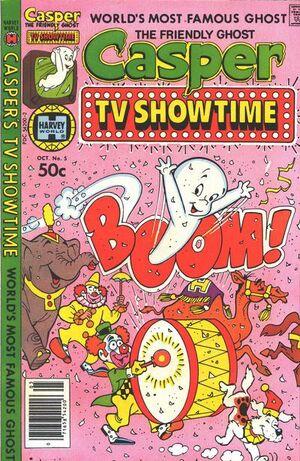 Casper T.V. Showtime Vol 1 5