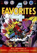 Four Favorites Vol 1 7