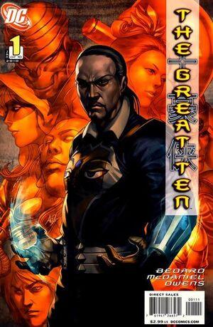 Great Ten Vol 1 1