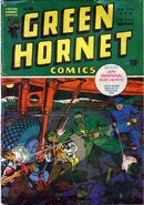 Green Hornet Comics Vol 1 23