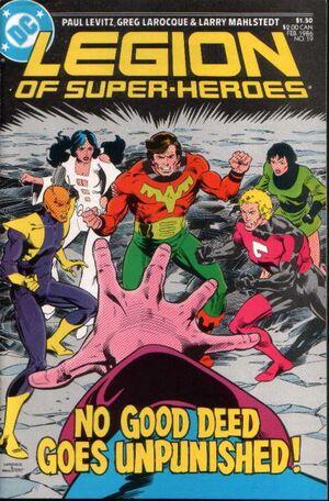 Legion of Super-Heroes Vol 3 19