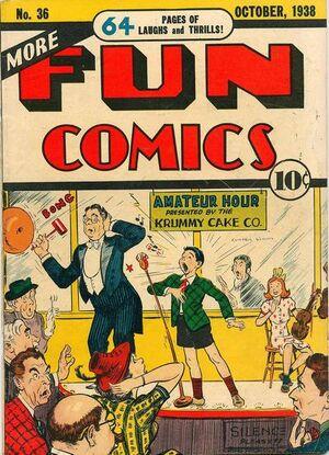 More Fun Comics Vol 1 36