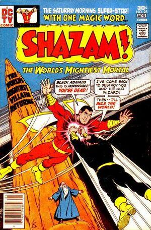 Shazam Vol 1 28