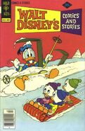 Walt Disney's Comics and Stories Vol 1 450