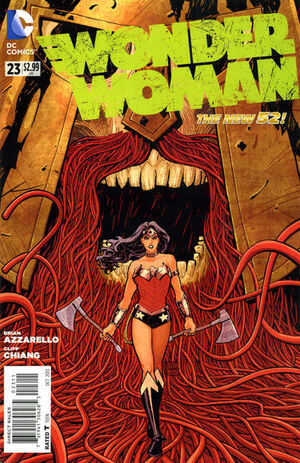 Wonder Woman Vol 4 23