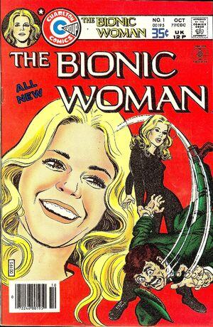 Bionic Woman Vol 1 1