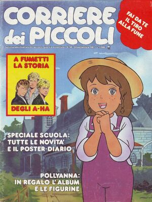 Corriere dei Piccoli Anno LXXIX 38
