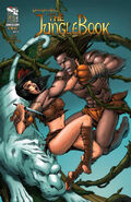 Grimm Fairy Tales Presents The Jungle Book Vol 1 5-B