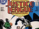 Justice League International/Covers