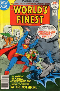 World's Finest Comics Vol 1 243