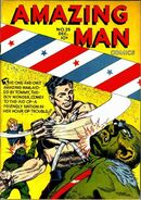 Amazing Man Comics Vol 1 25