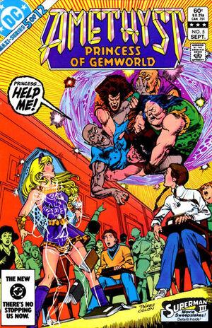 Amethyst, Princess of Gemworld Vol 1 5