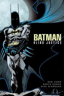 Batman Blind Justice TP