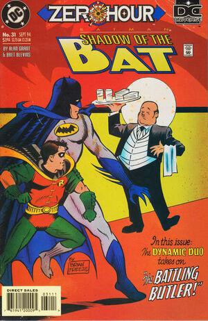 Batman Shadow of the Bat Vol 1 31