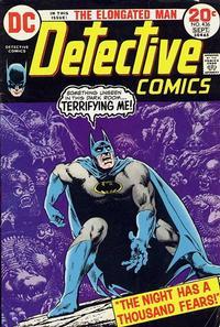 Detective Comics Vol 1 436