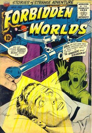 Forbidden Worlds Vol 1 51