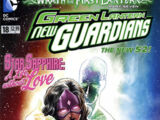 Green Lantern: New Guardians Vol 1 18