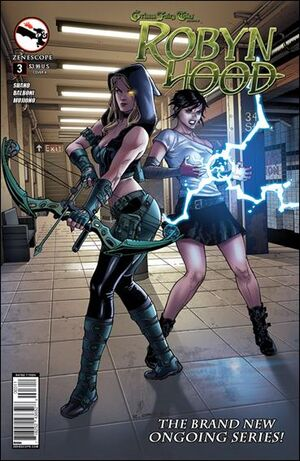 Grimm Fairy Tales Presents Robyn Hood Vol 2 3