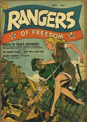 Rangers of Freedom Vol 1 7