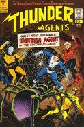 T.H.U.N.D.E.R. Agents Vol 1 13