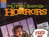 Welcome to the Little Shop of Horrors Vol 1 1